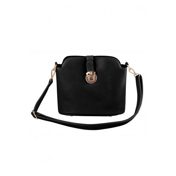 New Fashion Lady Womens Artificial Leather Bucket Bag Crossing Bag Hand Bag Shoulder Bag