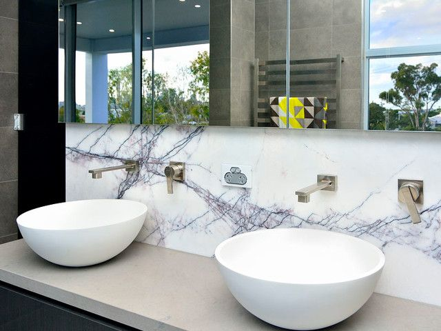 Vanity Splashbacks is the professional choice for quartz kitchen countertops, design ideas, bathroom vanities and more, and is available in Eaglestone Creation.