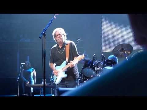 Eric Clapton - Old Love amazing sound [Live Royal Albert Hall 17-05-11] - YouTube