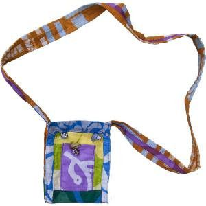 OurFamilyWorld Sling Bags - Fair Trade Passport Explorer