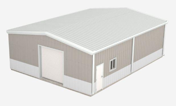 Best Walls Ash Gray Roof Polar White Trim Polar White 640 x 480