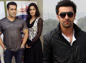 Salman-Katrina's film to clash with Ranbir Kapoor's 'Dragon'