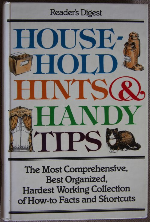 Reader's Digest Household Hints & Handy Tips