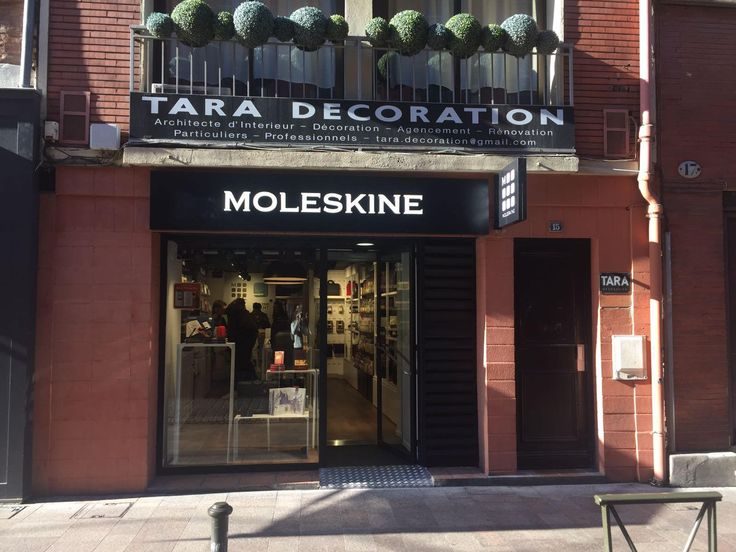 Moleskine Store I Toulouse Rue Saint-Antoine du T   Toulouse, 31000 Rue Saint-Antoine du T, 15  Mon-Sat 10 am - 7 pm