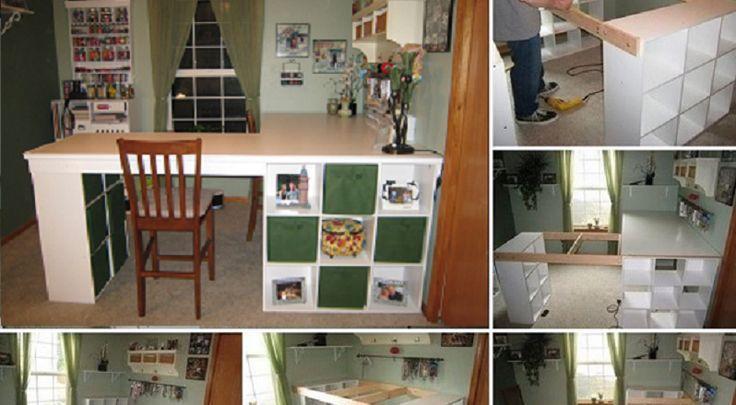 Comment fabriquer une surface de travail pour un atelier!