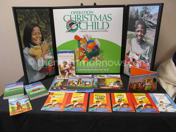147 best Operation Christmas Child (Samaritan's Purse) images on ...