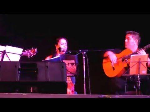 La famosa cantante de FLAMENCO ANA FARGAS canta VILLANCICOS,en vivo Mp4