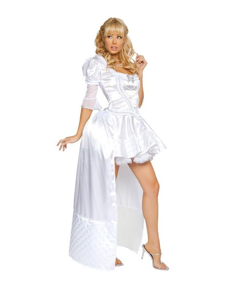 Sexy White Queen Deluxe Womens Costume,$104.96