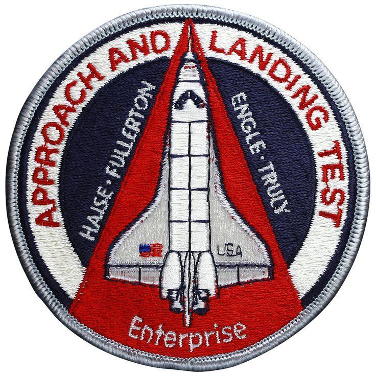 space shuttle enterprise patch - photo #7
