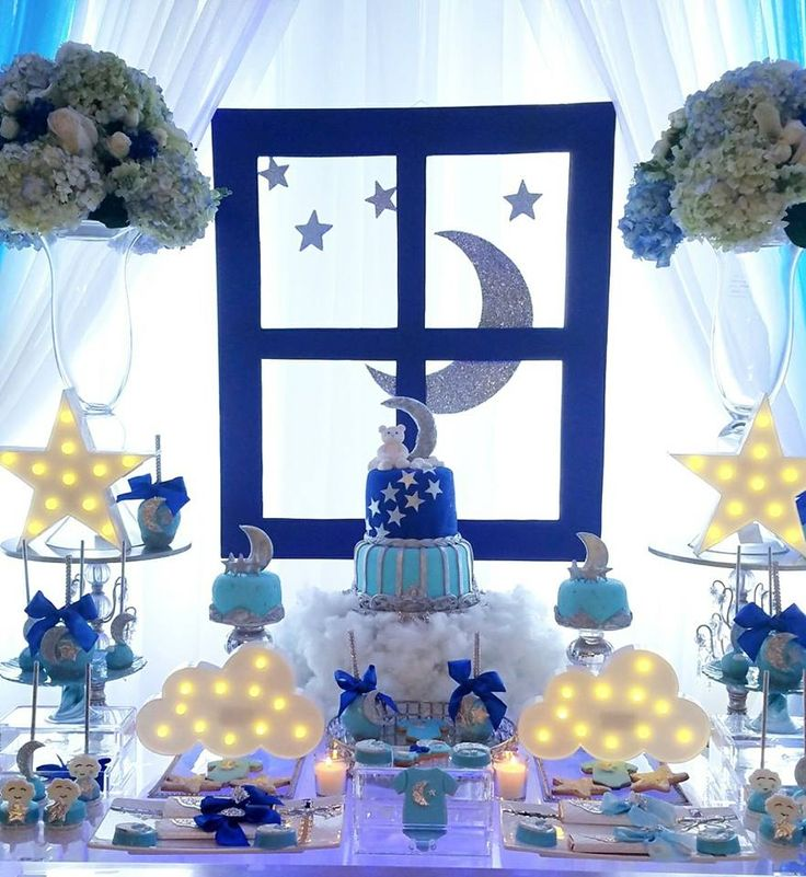 Twinkle Twinkle Little Stars Shower   Baby Shower Ideas   Themes   Games