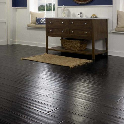 Choose From Six Different Modern Bamboo Floors, With Colors Like Ebony  Distressed, Carbonized Hand Scraped, And Walnut Hand Scraped.