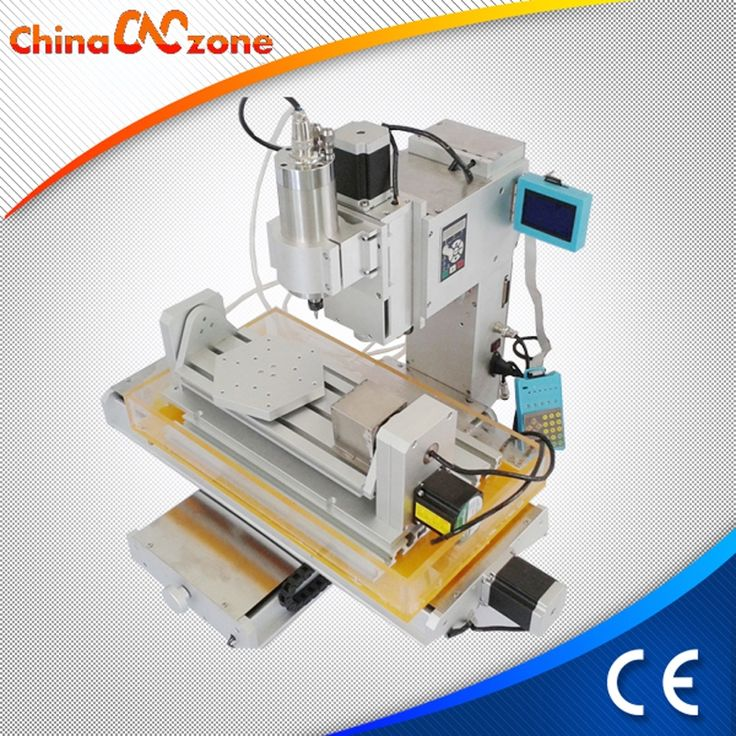 Buy China Mini Desktop 5 Axis CNC Machine HY-3040 For Brass, Acylic, Wood & Aluminum Carving, Milling, Engraving from ChinaCNCzone--The Professional China Mini 5 Axis CNC Milling Machine Manufacturer.