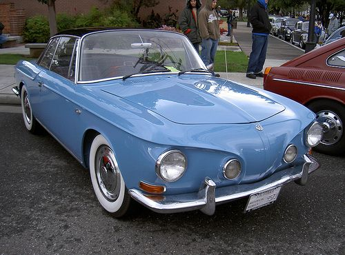 VW Type 3 Karmann Ghia