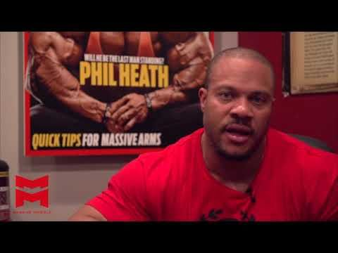 Phil Heath - Eating While on a Plane - YouTube