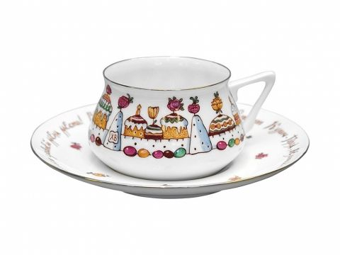 26 best easter gifts images on pinterest easter gift porcelain bone china cup and saucer bilibina easter cake eggs 6 floz180ml negle Image collections