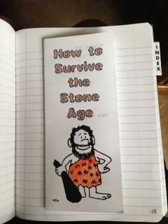 How to Survive the Stone Age brochure
