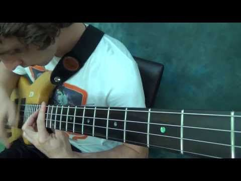 ▶ Adele 'Someone Like You' - Solo Bass Cover by Zander Zon - YouTube