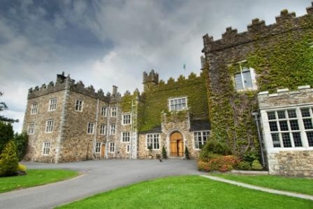 Waterford Castle Hotel is a perfect wedding venue in Ballinakill, Waterford, Munster, Ireland.