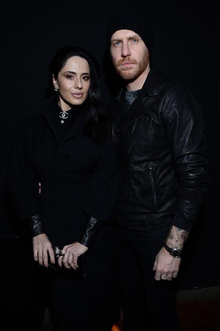 Paolo Santambrogio e Paola Iezzi