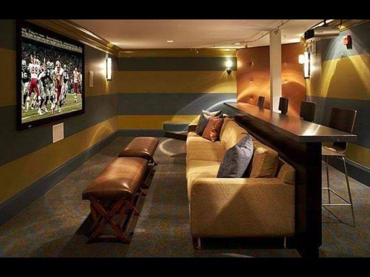 17 mejores ideas sobre sala de cine en casa en pinterest - Sala de cine en casa ...