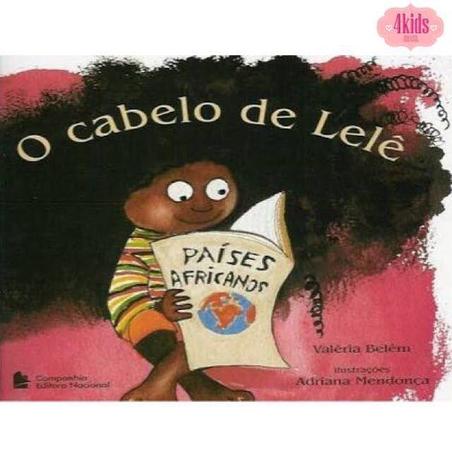 Oi gente! Hoje no blog indicamos um livro super bacana que trata sobre diversidade e aborda a auto identificação positiva de uma criança negra! Vale a pena ler e trabalhar a auto estima das nossas meninas. E além disso ensinar sobre os diversos tipos de cabelo!  O link de acesso ta la no @4kidsbrasil  by bia_dornbusch