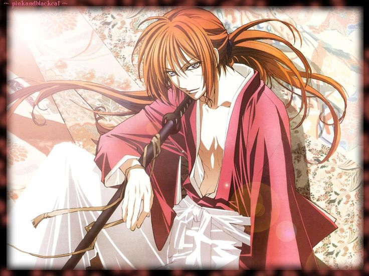42 best rurounikenshin images on pinterest rurouni rurouni kenshin wallpaper red hair guy at voltagebd Images