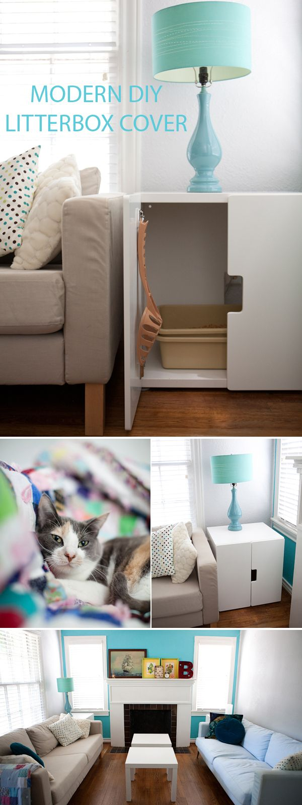 10 Amazing IKEA Hacks Your Pet Will Absolutely Love | Litter Box, Litter Box  Covers And Kitty Litter Boxes