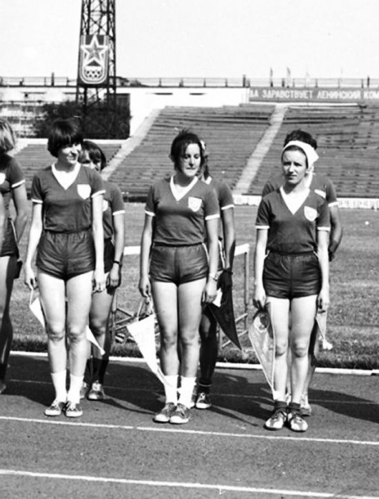 фото советских девушек в ссср мои физические