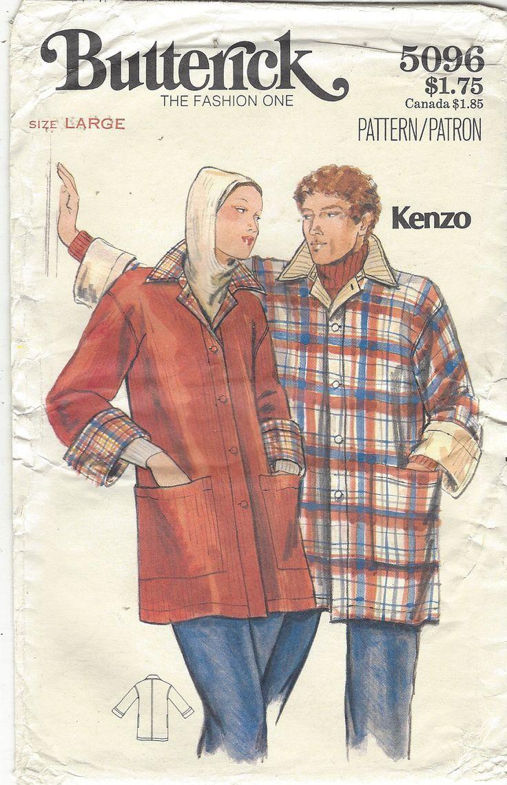 47 besten kenzo Bilder auf Pinterest | Kenzo, Vintage schnittmuster ...
