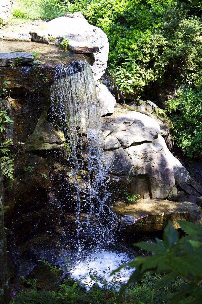 Garvan Woodland Gardens Arkansas Waterfall North America Pinterest Gardens Hot Springs
