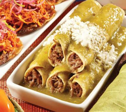 Tacos ahogados - Cocina Vital