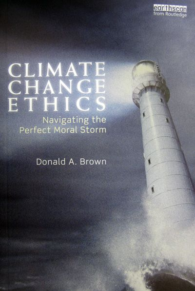 Climate change ethics