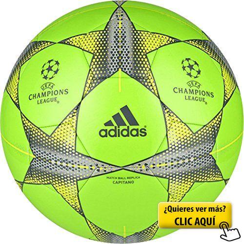 adidas Champions League Finale Capitano - Balón,... #balon #futbol