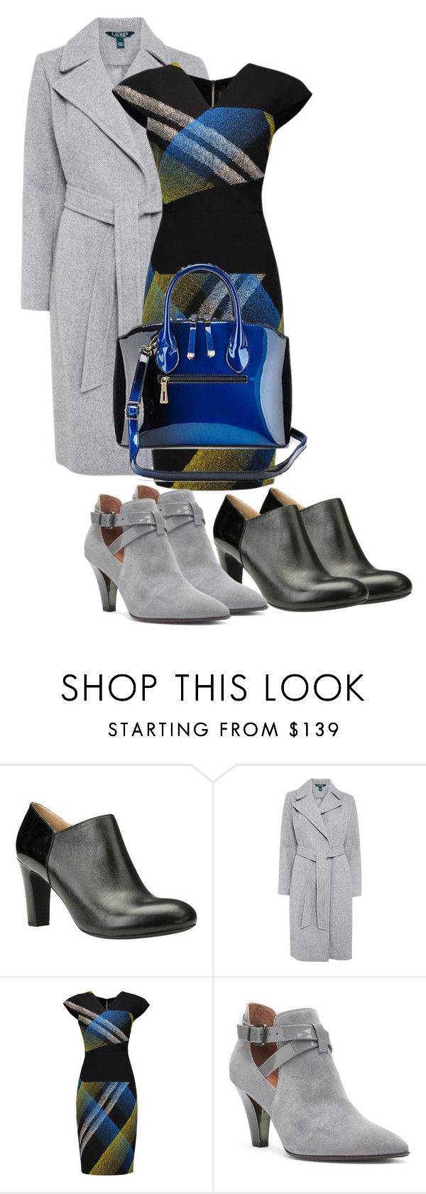 """Which booties?"" by havlova-blanka on Polyvore featuring Geox, Lauren Ralph Lauren, Roland Mouret and Donald J Pliner"