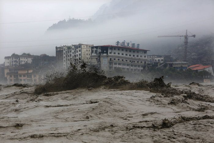 How Air Pollution May Have Caused Catastrophic Flooding in China NPR - July 16, 2015