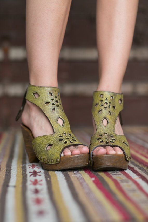 Hey, I found this really awesome Etsy listing at https://www.etsy.com/listing/189721535/bohemian-clogs-hippie-leather-shoes-boho