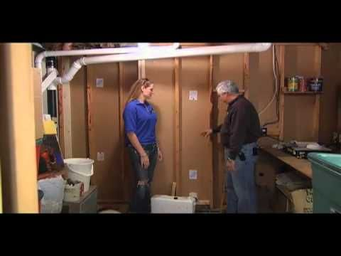 Install toilet anywhere without digging into floor, breaking concrete, etc. - contains a pump, can flush uphill.  At Home Experts: Upflush Toilet Pt. 1