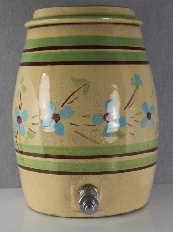 162 Best Yellow Ware Images On Pinterest Antique Pottery