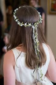 Resultado de imagen para como hacer coronas para primera comunion