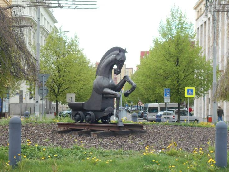 Ostrava city - Czech Republic Read about this city on my blog Czech Menu