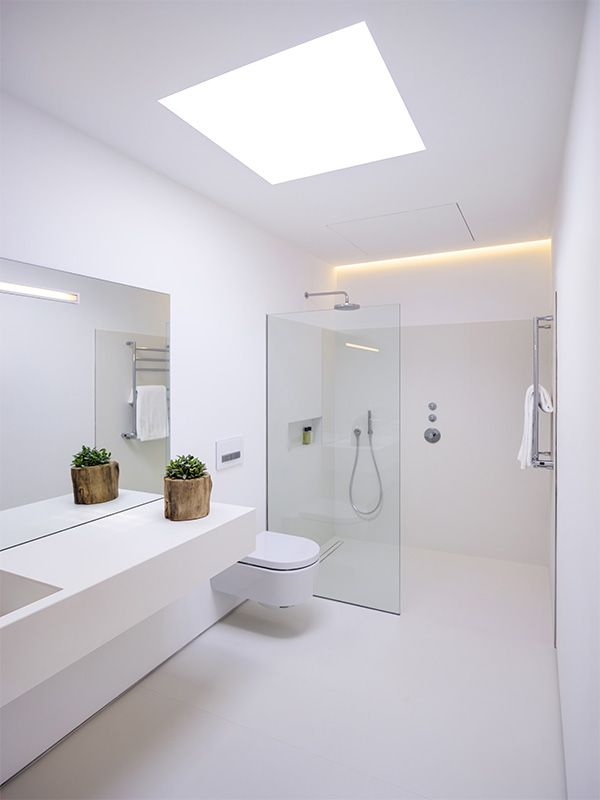 thesize surfaces neolith bathroom floor