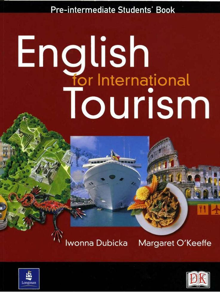 English for international tourism pre-interm