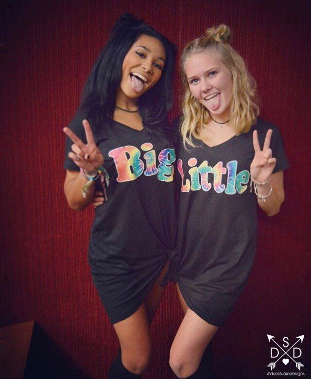 Big/Little Tie Dye Dresses https://www.duostudiodesigns.com/products/big-little-tie-dye-dresses