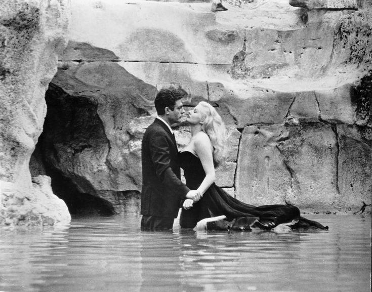The Trevi Fountain, Rome (from Federico Fellini's La Dolce Vita, 1960)