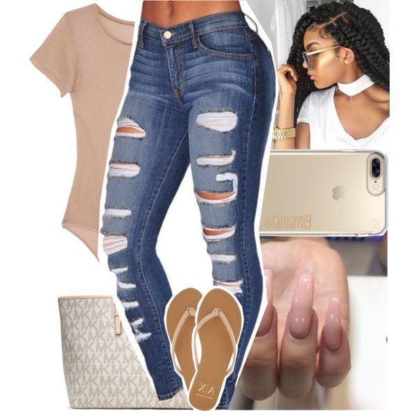 A fashion look from February 2017 featuring Armani Exchange flip flops, MICHAEL Michael Kors tote bags and Speck tech accessories. Browse and shop related look…