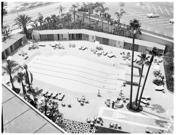 17 best images about vintage beverly hills on pinterest - Beverly hills public swimming pool ...
