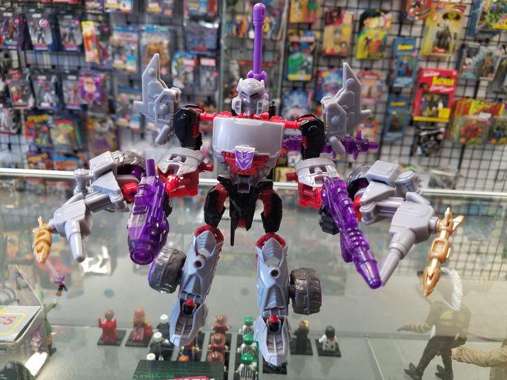 Transformers Construct-Bots Megatron