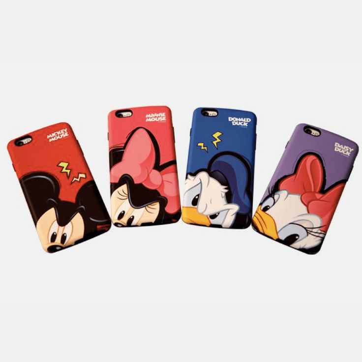 Disney Looky Dual Bumper Case - Daisy