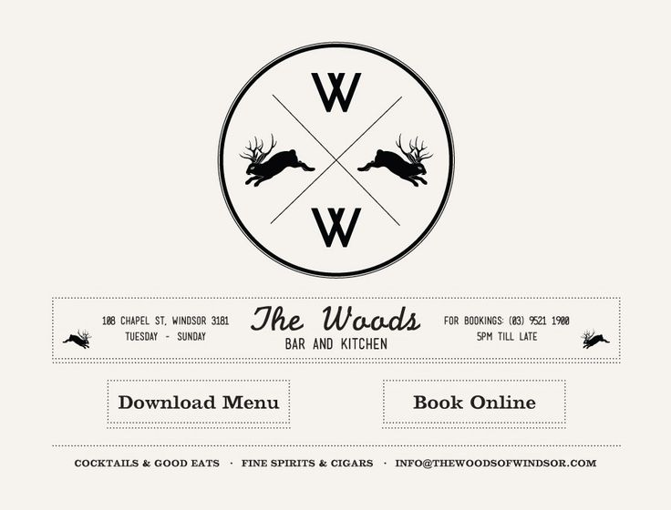 The Woods Bar and Kitchen