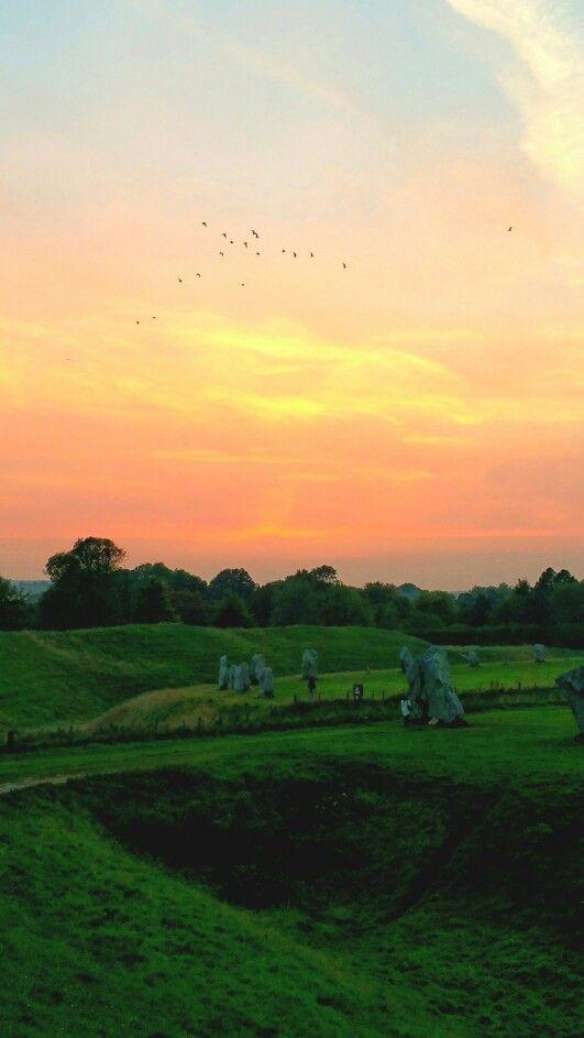 Romancing the Stones. ..Avebury Stone Circle